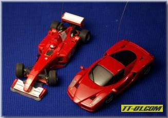 フェラーリ2台
