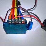 XERUN120A ver2.1同等 互換品☆TSKY 120A ESC センサー ブラシレス スピードコントローラー