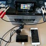 停電時のバッテリー確保