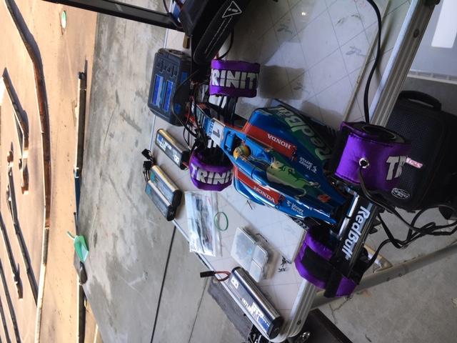 小樽総合博物館 RCカー 第6戦 F1